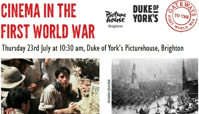 Gallipoli screening and talk at Duke of York cinema