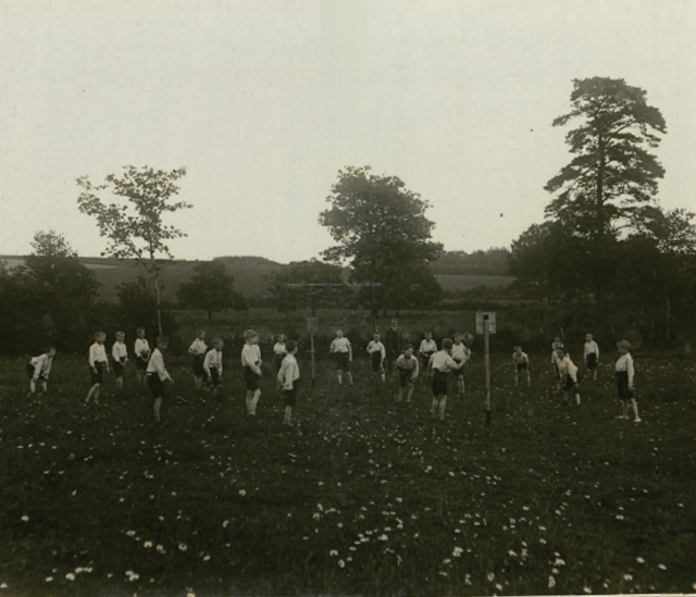 Sussex Stoolball rehabilitates WWI soldiers