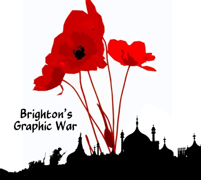 Brighton's Graphic War