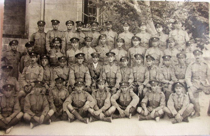 Free research training for WWI project