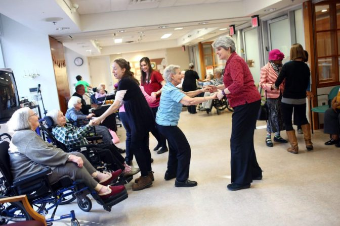 Dancing with Dementia project