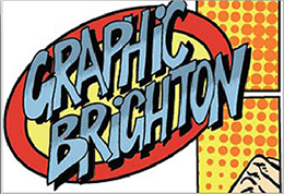Graphic Brighton – graphic novel event