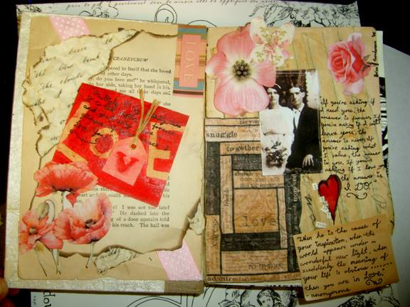 Create your own Love Vision Board workshop