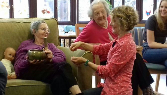 Dancing with Dementia finishes