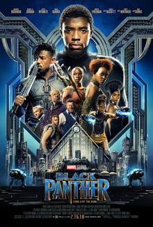 BLACK PANTHER – Film Screening for AfrikaBa festival this Saturday!