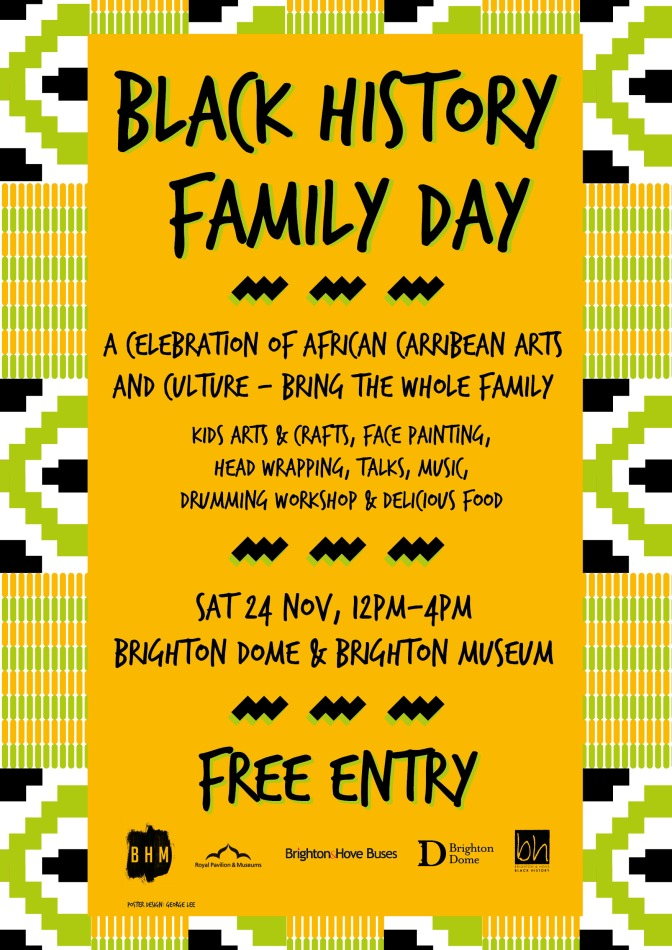 Free drop in families puppet making session  – 24th November